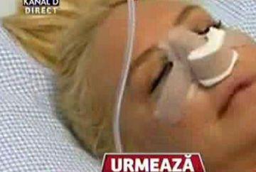 """Vica Blochina, distrusă de durere după intervenţia chirurgicală! Cătălin Botezatu, şocat de vânătăile acesteia: """"Ce ţi-ai făcut?"""""""
