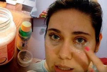 Crema asta de fata din trei ingrdiente sterge ridurile cu buretele! Arati cu 5 ani mai tanara!