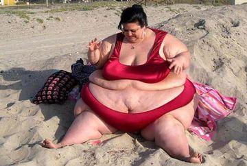 E cutremurator: ajunsese sa cantareasca 320 de kilograme si nu se mai putea misca deloc. Pare greu de crezut, dar a slabit incredibil de mult facand sex! Uite ce corp are acum femeia asta si cum arata iubitul ei