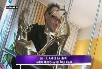 La trei ani de la divort, Mihai Albu si-a refacut viata! Iata ce a declarat designerul despre noua sa iubita si ce reactie a avut Iulia Albu la aflarea vestii