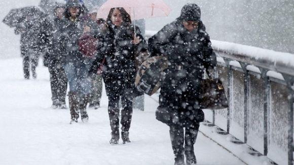 Vremea se schimba radical: Meteorologii au emis COD GALBEN de ninsori! Care sunt zonele afectate