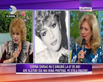 Corina Chiriac si Stela Enache, doua mari artiste care sfideaza timpul si raman mereu in atentia publicului! Acestea si-au lansat de curand doua albume cu melodii de colectie