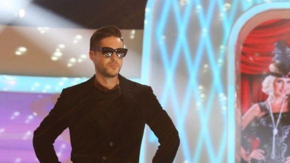 """George (ex Jorge), dans pe tocuri la """"Bravo, ai stil!"""" Interpretul e invitat special al galei show-ului, sambata, de la ora 22.00, la Kanal D"""
