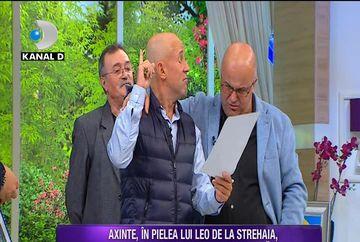 """Leana, Axinte si Mitica au declansat un adevarat balamuc in platoul """"Teo Show""""! Iata la ce teste au fost supusi cei trei actori si cum s-au descurcat"""