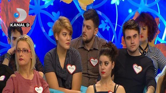 "Scene fierbinti intre Iulia si Serban, la ""Te vreau langa mine""! Participanta risca sa fie eliminata din emisiune! Iata cum au reactionat acestia si cum au explicat situatia"