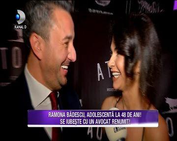 Ramona Badescu se simte ca o adolescenta la 48 de ani! Iata ce tinuta sexy a purtat la petrecerea organizata cu ocazia zilei sale de nastere si ce declaratii inedite a facut, in premiera, iubitul ei