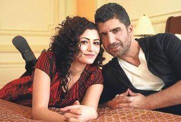 "Ozcan Deniz si actrita principala din ""Iffet"", Deniz Cakir, au facut cel mai frumos duet!"