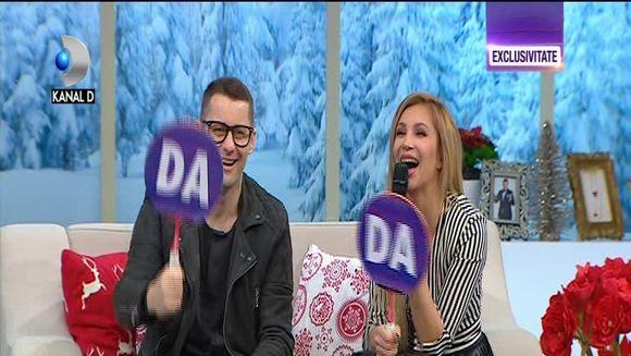Adi Sina si Lora au lansat o piesa impreuna! Iata cum suna noua lor melodie si ce declaratii incendiare au facut cei doi artisti
