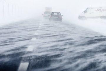 Avertizare meteo: vant puternic, ninsori si viscol! Uite de cand incepe si ce zone sunt afectate