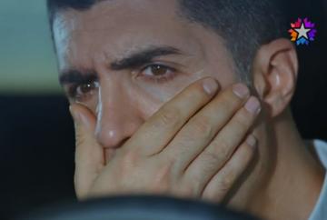 "Ozcan Deniz, Kahraman din ""Ziua in care mi s-a scris destinul"", este in lacrimi! Fotografia SOCANTA, care a strans sute de comentarii"