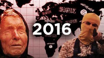 "Baba Vanga a avut dreptate! 2016 a fost cel mai SANGEROS an. Atentatele din Ankara si Berlin, confirmate! Cum arata ""anul terorii"" prin ochii orbi ai clarvazatoarei"