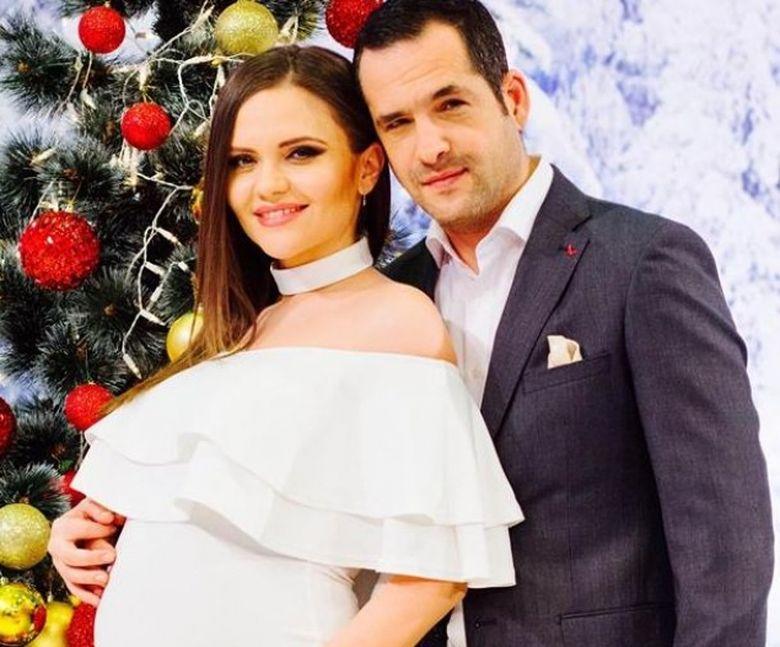 Cristina Siscanu, cea mai sexy aparitie din timpul sarcinii! Cand a vazut-o asa, Madalin Ionescu i-a facut cea mai frumoasa dedicatie de dragoste