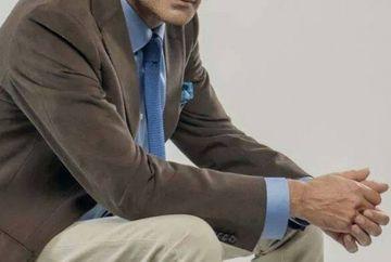 """Cum arata actorul Erkan Petekkaya cu mustata: """"Femeile mi-au spus ca ma imbatraneste si ca imi sta mult mai bine fara ea"""""""
