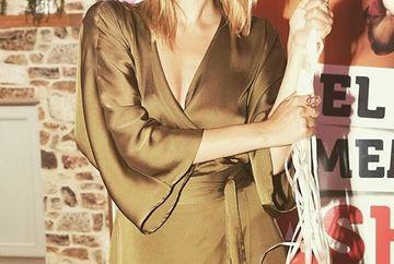 "Ceren Moray, Efsun din ""Bahar: Viata furata"" in rochie de mireasa:""Nimic nu e mai frumos decat..."""