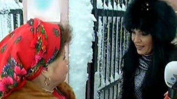 "Imaginile iernii! Scandal in zapada! Saveta Bogdan i-a provocat durere fizica Andei Ghita, soacra lui Pitbull: ""Asta s-a lasat de cantat si s-a apucat de..."""