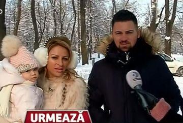 "Sanziana Buruiana si Nicolae Zuluf au taiat turta fetitei! Cei doi parinti sunt pusi pe fapte mari: ""Acum urmeaza al doilea copil. Nu vrem sa o lasam pe Izabela singura"""