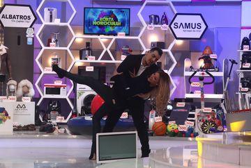"""Duminica, premiera noului sezon """"Roata Norocului""""! Emisiunea debuteaza in forta cu un cuplu de vedete – Victor Slav si Bianca Dragusanu"""