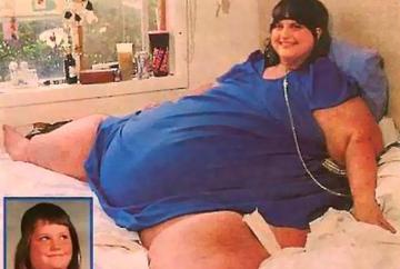 Infiorator! Am gasit-o: ea este oficial cea mai grasa femeie din toate timpurile, cantareste 725 de kilograme! Uite ce s-a intamplat cu corpul ei atunci cand a incercat sa slabeasca