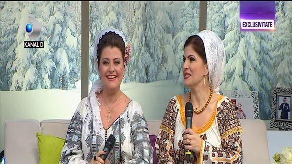 Steliana Sima si Mariana Ionescu Capitanescu sunt cele mai bune prietene pe scena si in viata personala! Iata ce anume le uneste