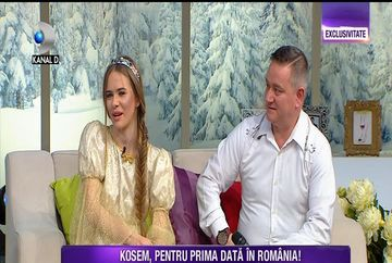"""Anastasia, actrita care interpreteaza rolul Sultanei Kosem are scopuri marete: """"Imi doresc sa ajung la Hollywood!"""". Iata ce dezvaluiri a facut tanara despre rolul care i-a adus celebritate"""