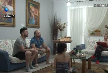 S-a dat startul la iubire! Desi au cerut sedinta locatarilor, Dinu si Cristina s-au retras in dormitor! Iata prin ce anume au socat seniorii celelalte cupluri