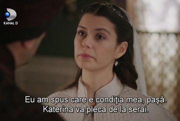 """Kosem devine dusmanul de moarte al Sultanei Safiye! Cum incearca aceasta sa se razbune pe cea care i-a omorat tatal? Aflati totul azi in """"Kosem"""", de la 20.00, la Kanal D"""