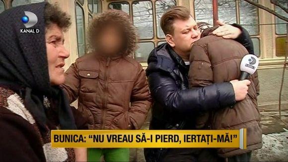 """Urmareste drama fratilor batuti de bunica lor in emisiunea """"Asta-i Romania!""""! Nu este o poveste, ci o realitate dura, necosmetizata, pe care o poti vedea astazi, de la ora 23:00, numai la Kanal D!"""