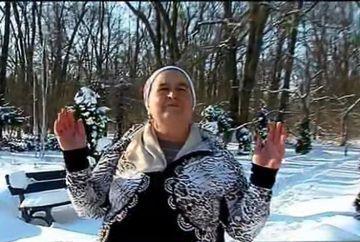 """""""Patroana"""" Maria a venit de urgenta la Bucuresti! A tinut sa o cunoasca pe Cristina, dansatoarea care zice ca a facut un copil cu Leo de la Strehaia! Cum a reactionat cand a vazut-o pe micuta"""