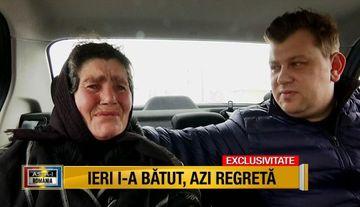 """Echipa """"Asta-i Romania"""" s-a intors in Teleorman, la batrana acuzata ca si-a batut nepotii cu vatraiul. Cat de tare sufera acum femeia pentru ce a facut"""