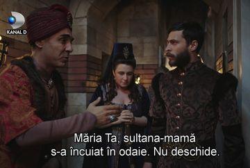 Sultanul Ahmet are inima franta! Sultana Handan afla despre moartea lui Dervis si sufera cumplit! Afla ce decizie dificila va lua sultana-mama, in aceasta seara, de la 20.00, la Kanal D