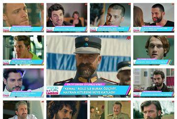Topul celor mai buni actori ai momentului in Turcia! Iata in ce seriale joaca acestia si care dintre ei este cel mai adulat de public