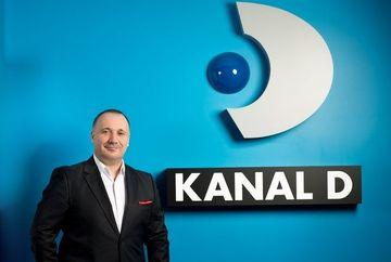 """Ugur Yesil, General Manager Kanal D, anunta surprize de proportii in grila! """"Pregatim doua noi formate pentru toamna. De asemenea, in vara, vom avea surprize pentru publicul nostru"""""""