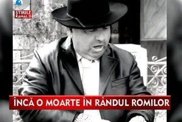 Inca o MOARTE in randul romilor! Bulibasa din Buzescu, Marin Granea, s-a stins din viata
