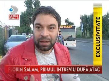 "EXCLUSIV! Florin Salam, DECLARATII SOCANTE: ""Au zis ca ma IMPUSCA, erau trimisi de cineva!"""