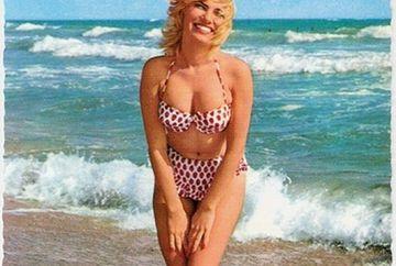 MODERN VS RETRO. Costume de baie din anii `50 GALERIE FOTO
