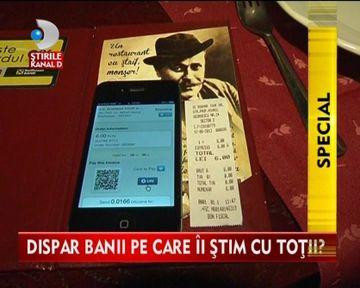 Scapa de grija banilor cash! Telefonul mobil, acum PORTOFEL electronic VIDEO