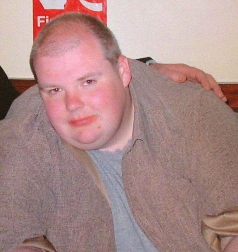 TRANSFORMARE ULUITOARE! De FRICA MORTII, un obez a slabit intr-un timp record
