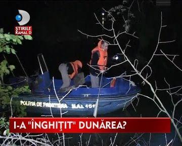 TRAGEDIE! Un baietel de numai 4 ani si unchiul sau, DISPARUTI in Dunare VIDEO