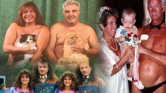 Cele mai PENIBILE FOTOGRAFII de familie GALERIE FOTO