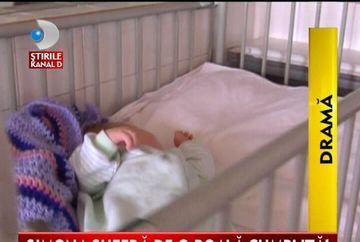 Sa o ajutam pe Simona, o fetita care sufera de o GRAVA MALFORMATIE la inima VIDEO