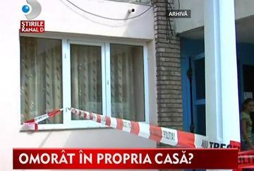 CRIMA ODIOASA la Suceava! Pictor gasit fara sulfare in propria locuinta VIDEO
