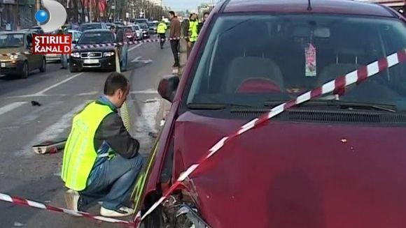 SCENE DE GROAZA! A murit PE TRECEREA DE PIETONI in timp ce se deplasa spre serviciu VIDEO