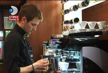 INCREDIBIL! Tanarul asta e CAMPION NATIONAL la DESENE IN CAFEA VIDEO