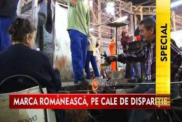 VESELA de STICLA pretioasa facuta in Romania, la Turda! VIDEO