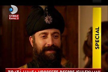 Fenomenul Suleyman Magnificul A CUCERIT intreaga Romanie! VIDEO