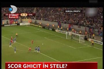 VICTORIE MAGNIFICA! Steaua A INVINS Chelsea cu 1-0 si este cu un pas in sferturile Europa League VIDEO