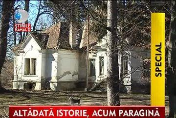 Istorie IN PARAGINA! O comuna din Romania se mandreste cu 4 CASTELE. Toate insa au ajuns o RUINA VIDEO