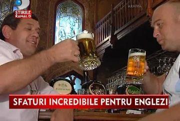 Sfaturi INCREDIBILE pentru englezi! Vezi ce indicatii le ofera guvernul britanic microbistilor care vin la meciul Steaua-Chelsea VIDEO