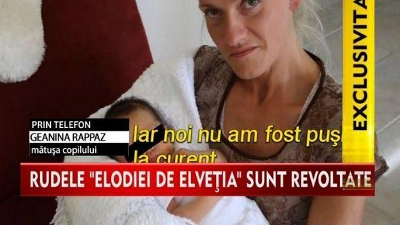 SOCANT! Copilul romancei ucise de sotul elvetian, DAT SPRE ADOPTIE de autoritati VIDEO