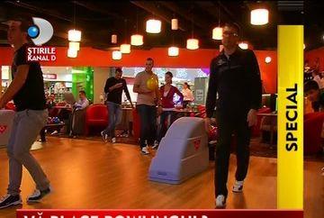 BOWLING, un sport distractiv VIDEO